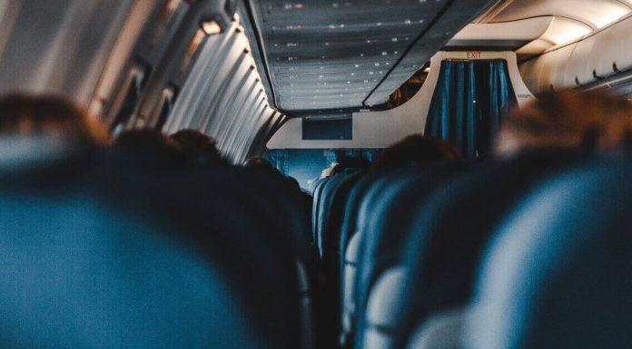 Sedišta u avionu