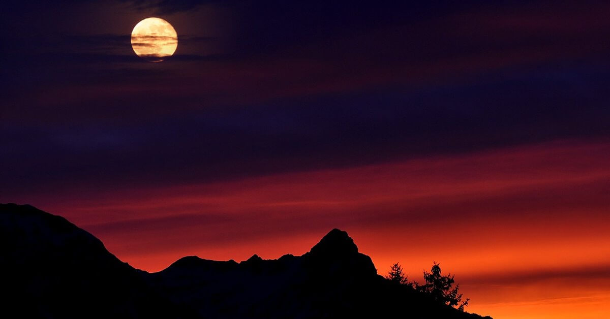 Mesečeva dijeta - mesečeve mene