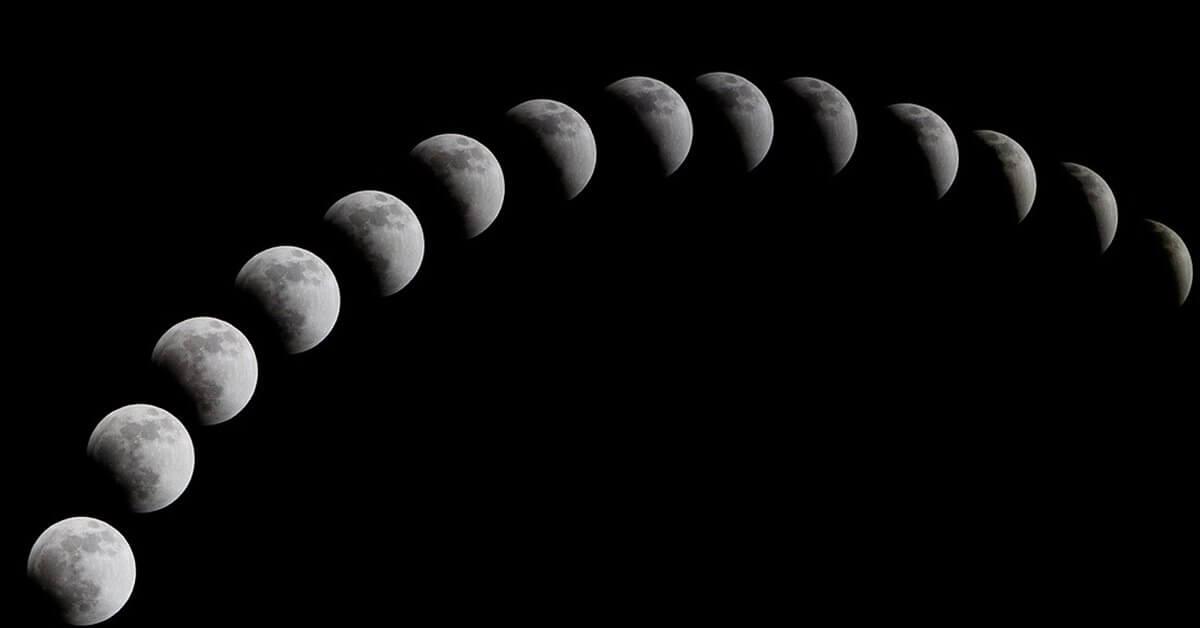 Mesečeva dijeta - mesečeve mene - kako se prate