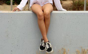 Negovane ženske noge