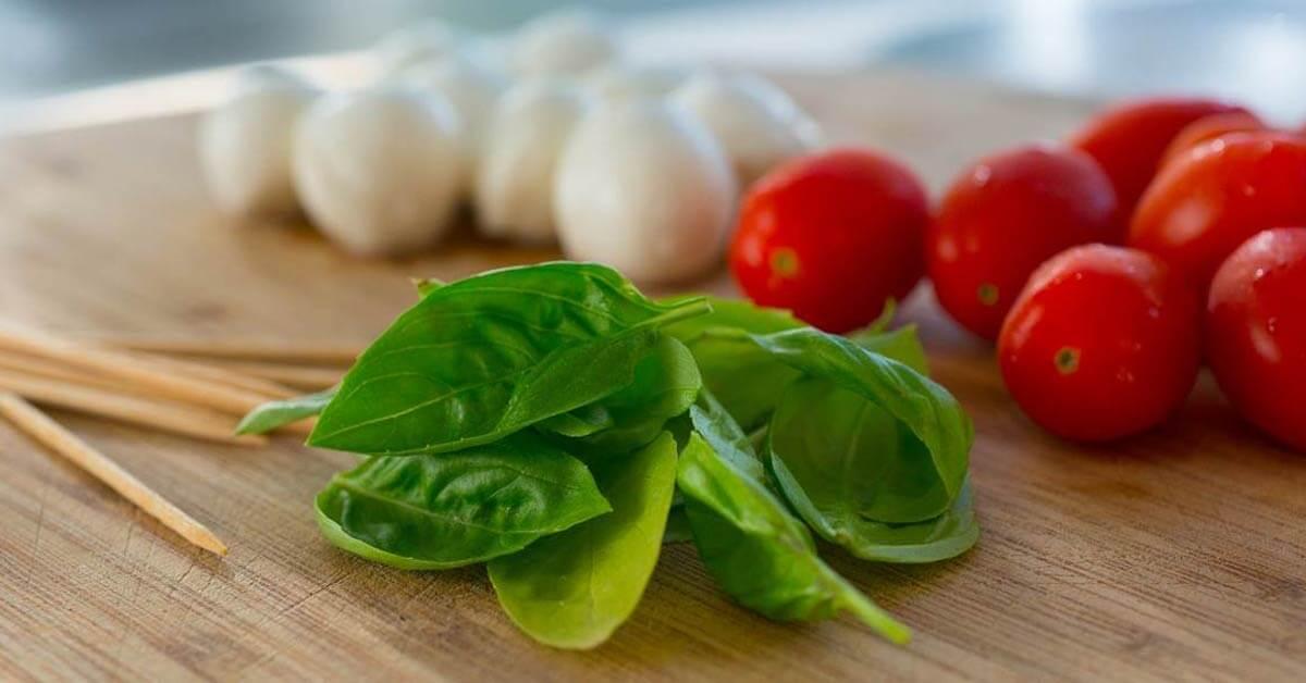 mediteranska dijeta paradajz spanac povrće