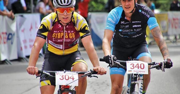 Učesnici biciklijade